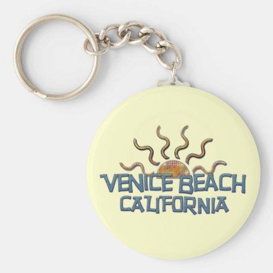 Venice Beach Keychain! Key Ring