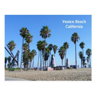 Venice Beach Postcard! Postcard
