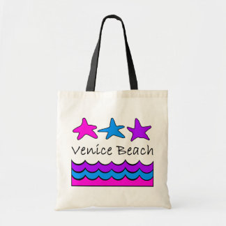 VENICE BEACH STARFISH TOTE BAG
