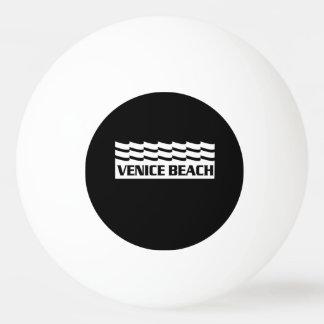 Venice Beach Waves Ping Pong Ball