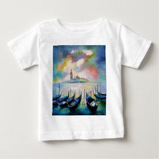 Venice before rain baby T-Shirt