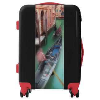 Venice Boats Suitcase