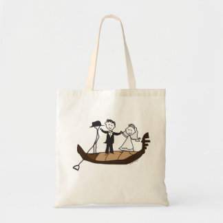 Venice Bride and Groom Tote Bag