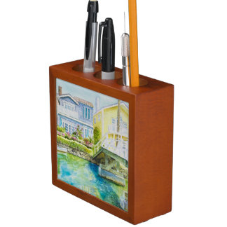 Venice Bridge Desk Organiser