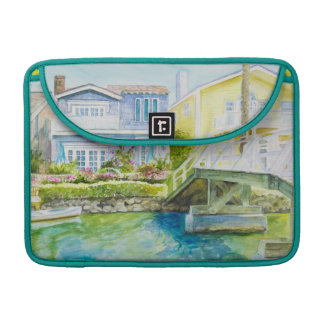 Venice Bridge Sleeve For MacBooks