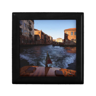 Venice by Boat Gift Box