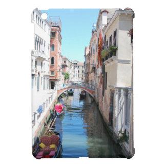 Venice canal iPad mini cover