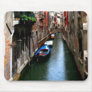 Venice Canal Mouse Mat