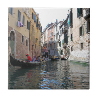 Venice canal tile