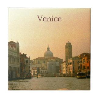 Venice Canal Tile Trivet