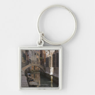 Venice Canals and Stone bridge Key Ring