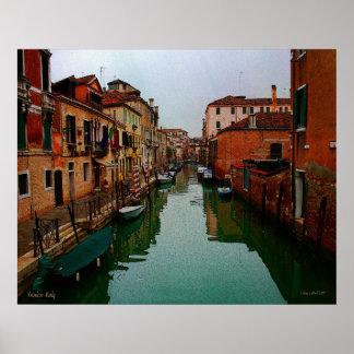 Venice Canals Print