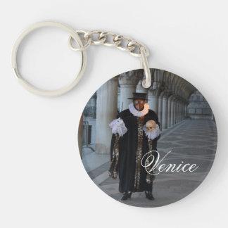 Venice Carnival Keychain