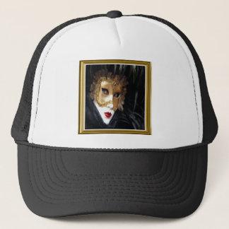 Venice Carnival Mask Cap