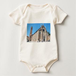 Venice church baby bodysuit