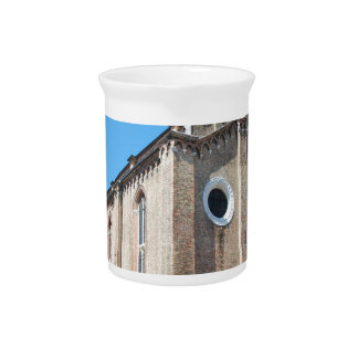 Venice church pitcher