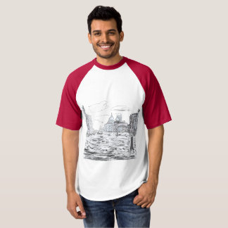 Venice . City on the water T-Shirt