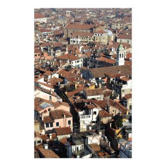 Venice City Skyline Stationery