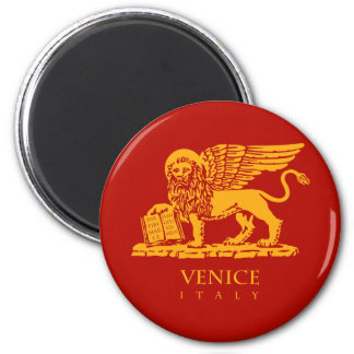 Venice Coat of Arms Magnet