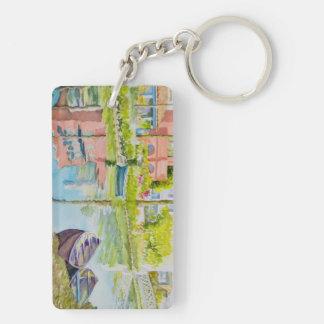 Venice Colors Key Ring
