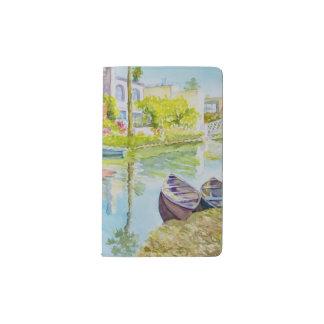 Venice Colors Pocket Moleskine Notebook