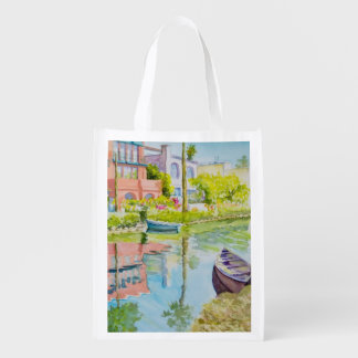 Venice Colors Reusable Grocery Bag