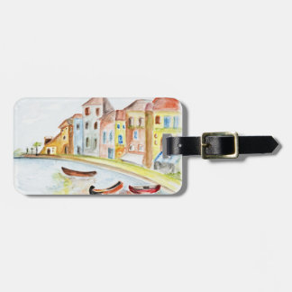 Venice Concept Luggage Tag