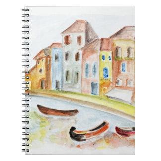 Venice Concept Notebook