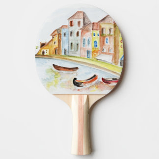Venice Concept Ping Pong Paddle