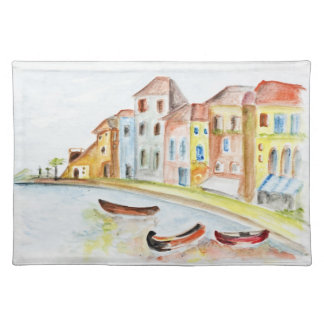 Venice Concept Placemat