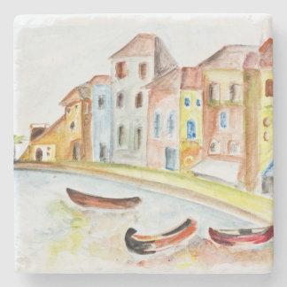Venice Concept Stone Coaster