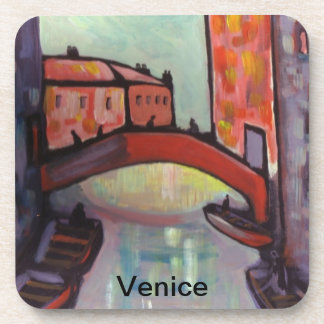 Venice Cork Coaster
