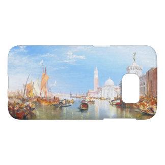 Venice, Dogano and Santa Maria della Salute art