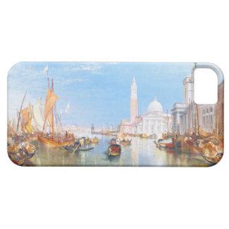 Venice, Dogano and Santa Maria della Salute art Case For The iPhone 5