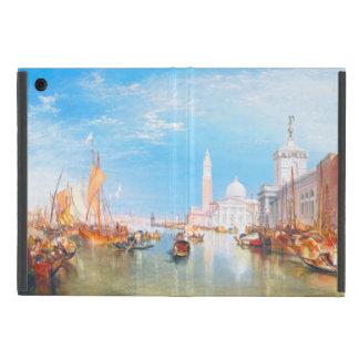 Venice, Dogano and Santa Maria della Salute art iPad Mini Covers
