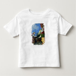 Venice enthroned between Justice and Peace Toddler T-Shirt
