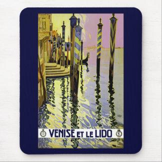 Venice et le Lido Mouse Pad