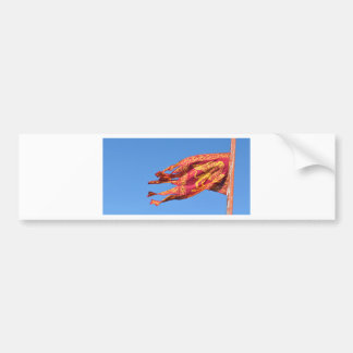 Venice Flag Bumper Sticker