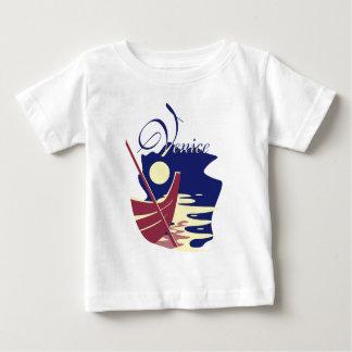 Venice Gondola Baby T-Shirt