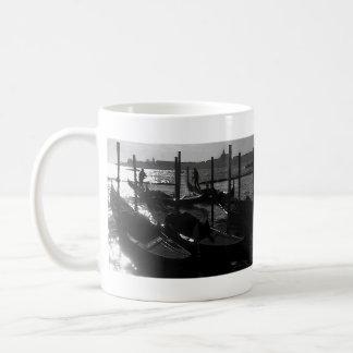 Venice Gondola in the Grand Canal Coffee Mug