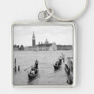 Venice Gondola Key Chain