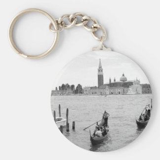 Venice Gondola Keychain