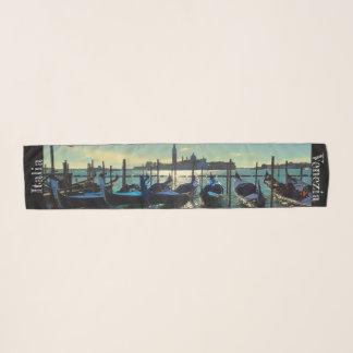 Venice Gondola Scarf