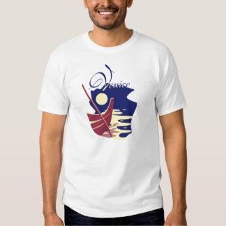 Venice Gondola Tshirts