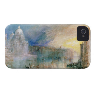 Venice: Grand Canal with Santa Maria della Salute Case-Mate iPhone 4 Cases