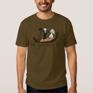 Venice Groom T-shirt