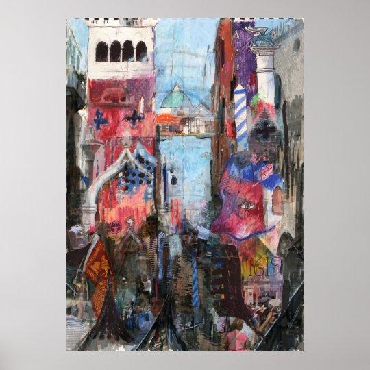 Venice II Poster