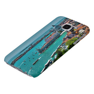 Venice, Italy - Aerial View Samsung Galaxy S6 Cases