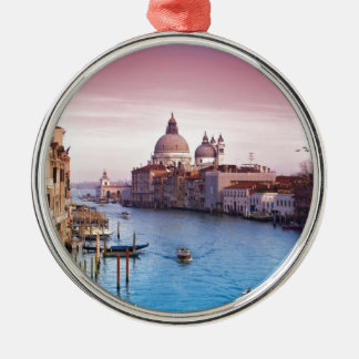 Venice-(Italy)-Angie.JPG Silver-Colored Round Decoration