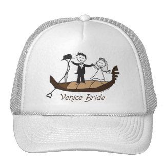 Venice Italy Bride Hat
